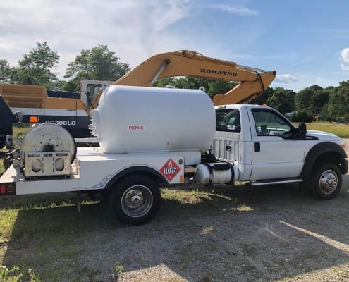 Lin's Propane Trucks | Used Propane Trucks