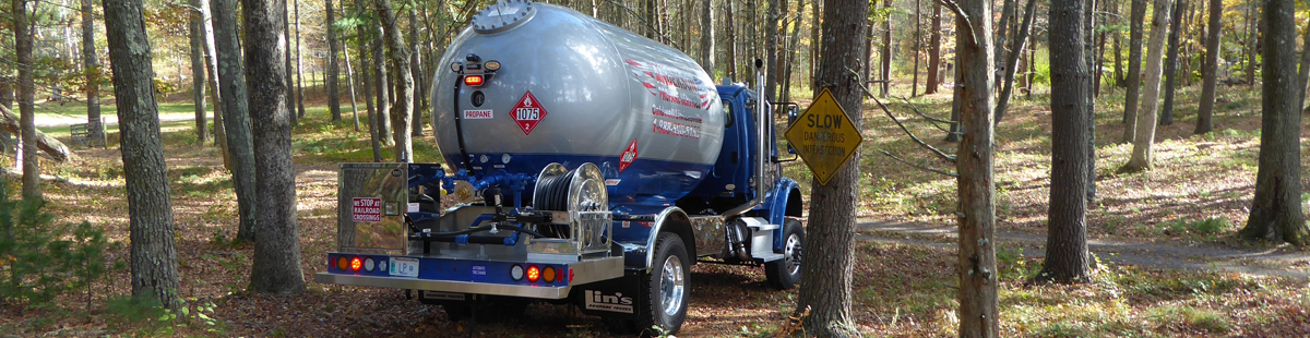 Propane Delivery Truck for Sale