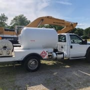 Mini Propane Truck for Sale